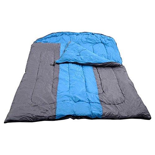 Toddler Iron Man Fleece Jumpsuit (1 Pc Outdoor 2 Person Sleeping Bag Hiking Camping Envelope Lovers Sleeping Bag Ship from USA)