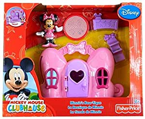 fisher price minnie 39 s bow tique toys games. Black Bedroom Furniture Sets. Home Design Ideas