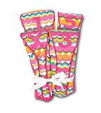 All For Color Bright Bloom Golf Club Covers