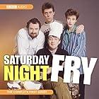 Saturday Night Fry Radio/TV von  BBC Audiobooks Ltd Gesprochen von: Stephen Fry, Hugh Laurie, Jim Broadbent, Emma Thompson