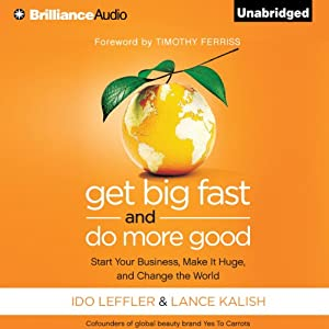 Get Big Fast and Do More Good Audiobook