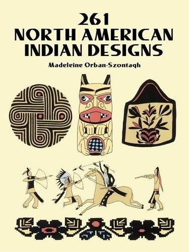 Ebook american indian design and decoration dover for American indian design and decoration