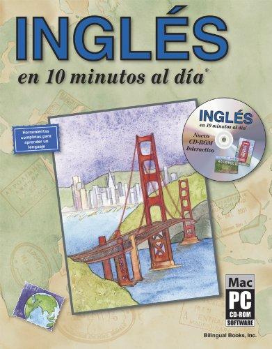 INGLES en 10 minutos al dia® con CD-ROM (Spanish Edition)
