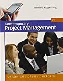 Contemporary Project Management, Timothy J. Kloppenborg, 0538477024