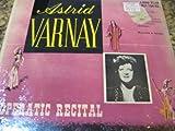 Astrid Varnay: Operatic Recital [Hermann Weigert, Austrian Symph.]