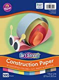 Art Street Lightweight Construction Paper, 10