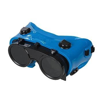 Silverline 140810 - Gafas de soldador (Transparente/Verde n° 5): Amazon.es: Coche y moto