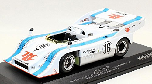 (Porsche 917/10 #16 George Follmer Winner Road Atlanta 1973 Rinzler Motoracing RC Cola Ltd Edition to 399 pieces Worldwide Exclusive Item for North America 1/18 Diecast Model Car Minichamps)