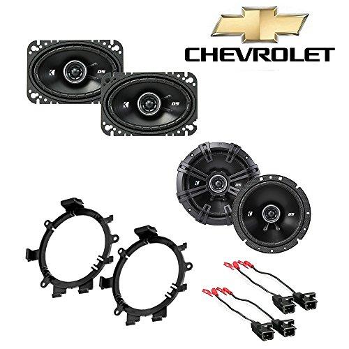 - Fits Chevy Silverado Pickup 1999-2006 Factory Speaker Kicker