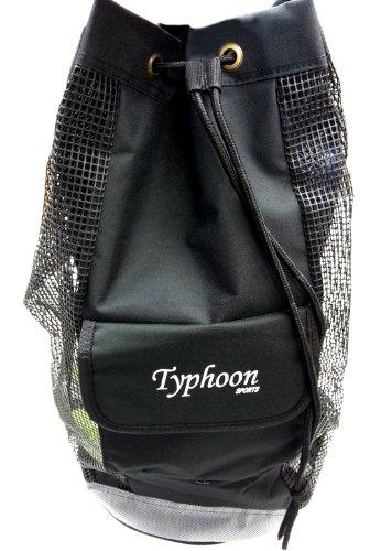 Typhoon Sports Snorkeling Gear Beach Bag Fits Snorkels, Diving Maks, Fins, Accessories