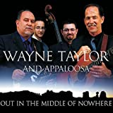 Out in the Middle of Nowhere by Wayne Taylor & Appaloosa (2013-08-03)