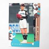 BBM2009「2nd」◆始球式カード◆807美優紀/モデル ≪ベースボールカード≫