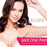 Facial Treatment Victoria Bc - Silicon Cleavage Chest Pad Anti Wrinkle Sillicon skinpad by Reejoys - Prevention, Eliminate While You Sleep no Chemicals or Lotions