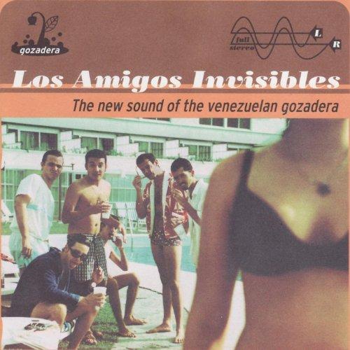 Amazon.com: Ponerte En Cuatro: Los Amigos Invisibles: MP3 Downloads