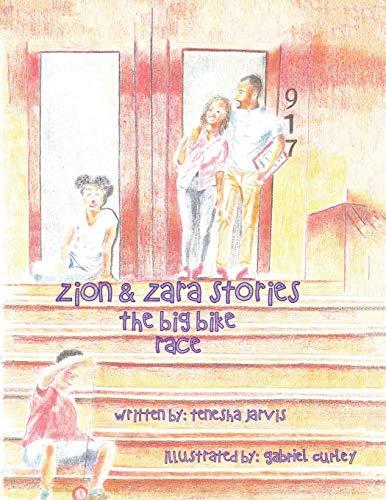 (The Zion & Zara Stories: The Big Bike Race)