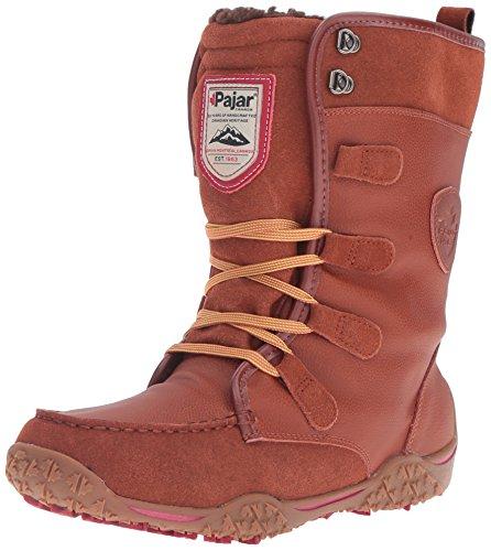 Pajar Women's Gaetana Boot - Cognac - 8-8.5 B(M) US