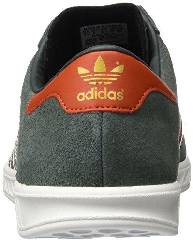 adidas Hamburg, Zapatillas para Hombre Varios colores (Utiivy/Crachi/Goldmt)