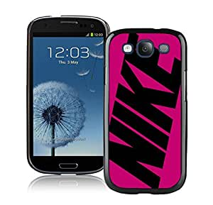 Fahionable Custom Designed Samsung Galaxy S3 I9300 Cover Case With Nike 23 Black Phone Case