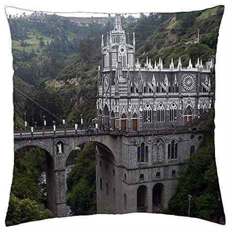 Iglesia Católica - Funda de almohada manta (18