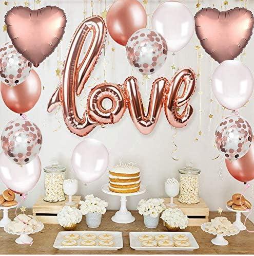 Folienballon Hochzeit