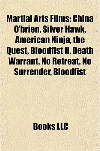 Martial arts film Introduction: Silver Hawk, American Ninja ...