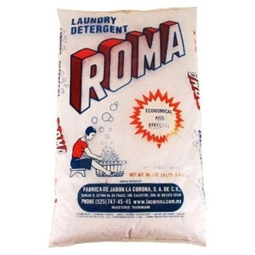 - Roma Detergent, 11 Lb (Pack of 4)