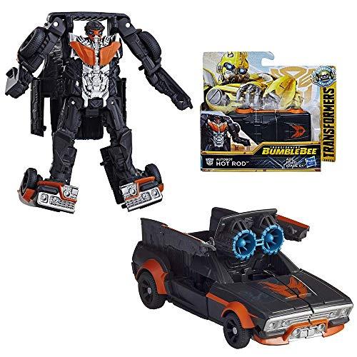 Energon Igniters Hot Rod Transformer Action Figure 5