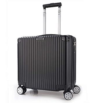 Maleta con ruedas para viaje Maleta Caja de viaje Caja de la contraseña, Maletas livianas y ...