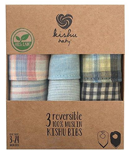 Organic Kishu Baby Reversible Multicolor