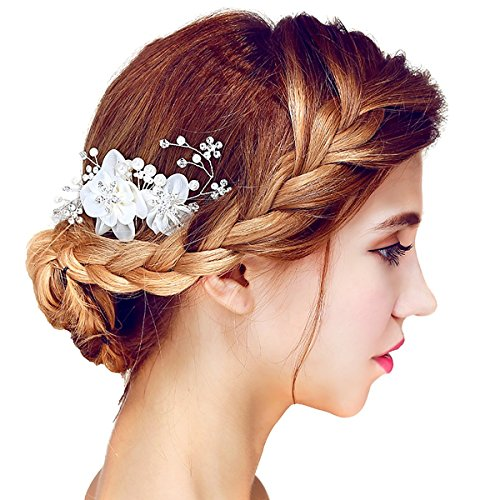 Nymph Code Crystal Bridesmaid Accessories product image