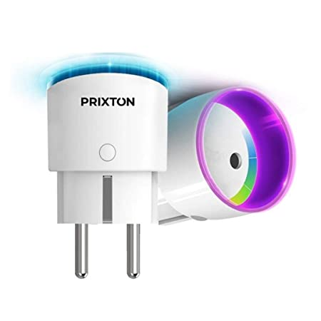 PRIXTON - Enchufe Wifi/Enchufes Inteligentes Smart Plug con APP ...
