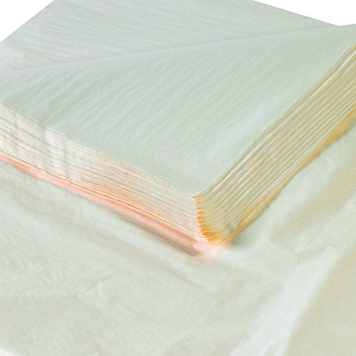 Partners Brand PT2030E Tissue Paper, Gift Grade, 20'' x 30'', French Vanilla (Pack of 480) by Partners Brand