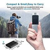 GIKERSY UHS-II SD Card Reader, Super Speed USB 3.0