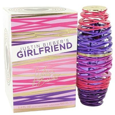 Girlfriend By Justin Bieber Eau De Parfum Spray 3.4 Oz Women