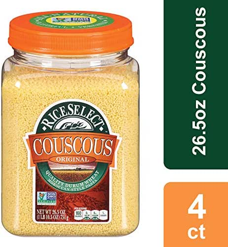 Couscous: RiceSelect