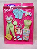 Barbie Fashion Avenue Fashion Statement Set Mix N Match to 8 Whole Outfits GREAT!