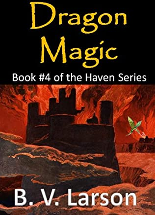 book cover of Dragon Magic