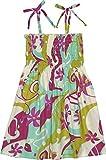 RJC Girls Gala Carnival Elastic Tube Dress FUCHSIA 14