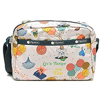 LeSportsac Dance Party Daniella Crossbody Handbag, Style 2434/Color F132
