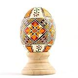 Diamond Ukrainian Egg Pysanky