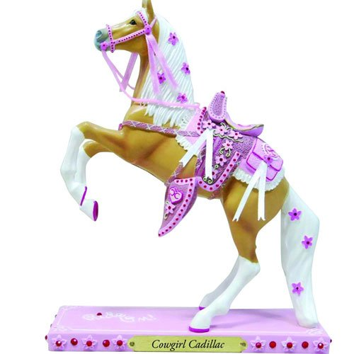 Trail of Painted Ponies from Enesco Cowgirl Cadillac Figu...