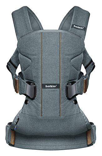 BABYBJORN Baby Carrier One - Pine Green, Cotton (Limited Edition Color) by BabyBjörn