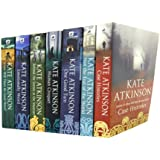 Kate Atkinson Collection Jackson Brodie 7 Books Set Pack (Behind The Scenes a...