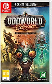 Oddworld Collection - Standard Edition - Nintendo Switch