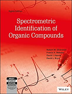 Amazon spectrometric identification of organic compounds spectrometric identification of organic compounds 8ed fandeluxe Images