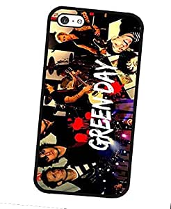 Band-Green Day Slim Fit Solid Plastic Cover Funda Case Iphone 5C Funda Case & Cover