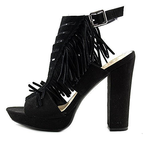 Womens Formal Strappy III Leather Black Nero Sandals Toe Bar Open AY5q0