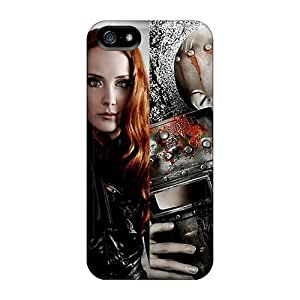 High Quality IPj2050Wzkl Simone Simons Tpu Case For Iphone 5/5s