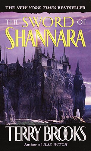 book cover of The Sword of Shannara