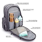 CoolBELL Diaper Backpack With Insulated